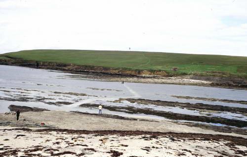 איי אורקני, האי הקטנטן שליד הישוב בירסאי, סקוטלנד