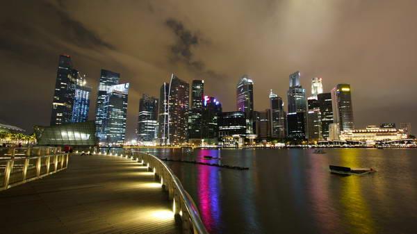 קו הרקיע של סינגפור