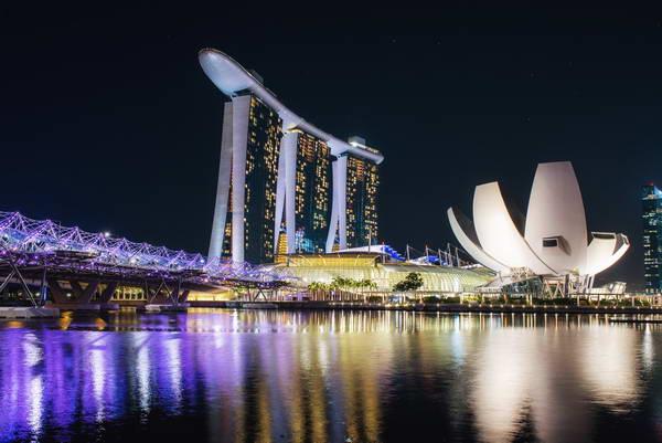 מלון מרינה ביי סאנדס, סינגפור