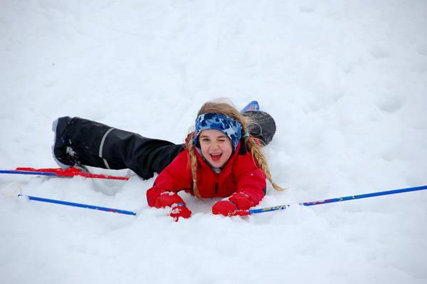 סקי לילדים