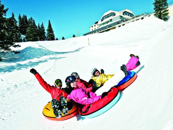 חופשת סקי בסופש