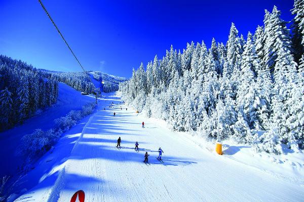 בנסקו - אתר סקי בבולגריה
