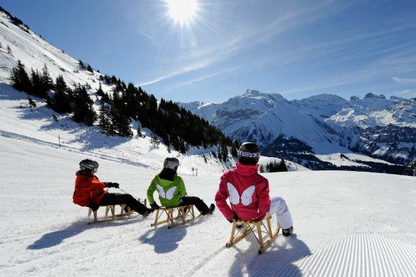 אנגלברג - אתר סקי שוויץ