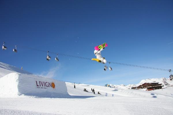 פארק שלג באיטליה