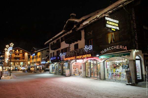 דיוטי פרי, סקי ליביניו, איטליה