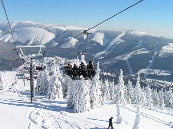 חופשת סקי בצ'כיה