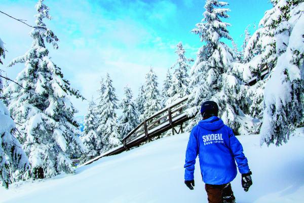 סקידיל חופשת סקי בצ'כיה