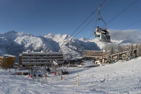 אתר הסקי לז ארק, ארק 2000