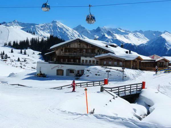 סקי למתחילים