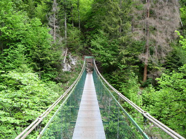 Prielom Hornádu canyon, שמורת גן העדן הסלובקי, סלובקיה