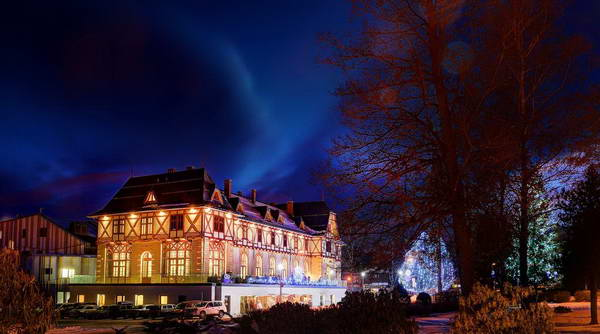 מלון לומניצה בהרי הטטרה של סלובקיה