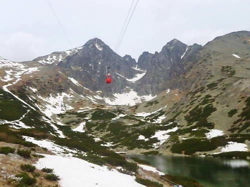 מסלול בהרי הטטרה הגבוהים, סלובקיה
