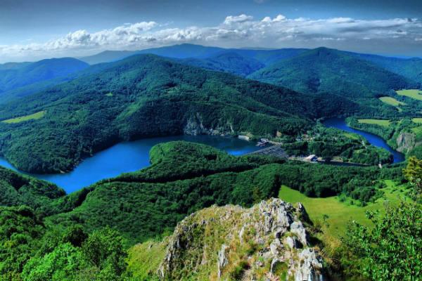 אגם רוזין, סלובקיה