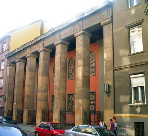 בית הכנסת האורתודוקסי בברטיסלבה