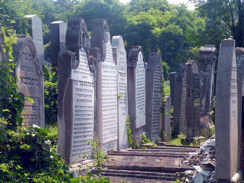 בית הקברות היהודי בברטיסלבה, קברים שכמעט לא נותר מי שיפקוד אותם