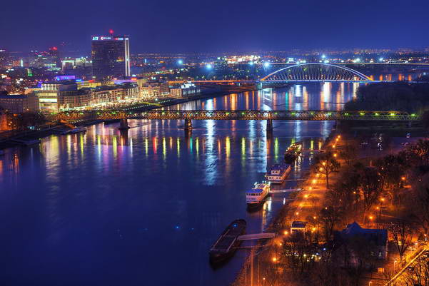 נהר הדנובה, עורק החיים של ברטיסלבה