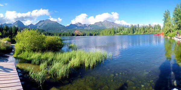 הרי הטאטרה הגבוהים, נופי ההרים שואבים אותנו בקסמם
