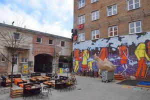 קושיצ'ה, מרכז תרבות מסעדה וקפה טבאצ'קה