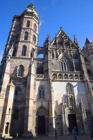 קושיצ'ה, הקתדרלה הגדולה בסלובקיה