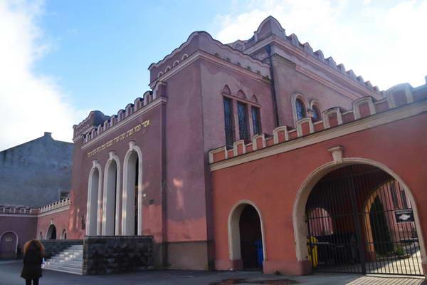 קושיצ'ה, בית הכנסת האורתודוקסי