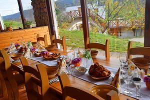 קושיצ'ה, מסעדת גרנריום, אוכל סלובקי אותנטי