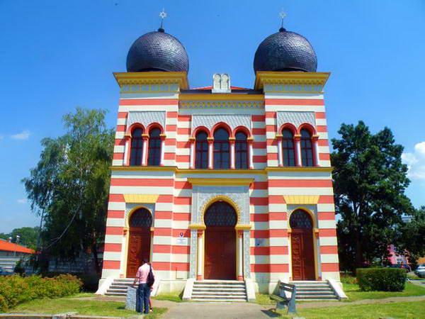 בית הכנסת במלצקי, עדות מפוארת לקהילה שנכחדה
