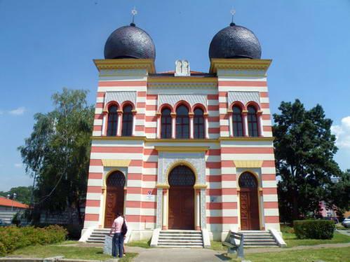בית הכנסת בעיר מלצקי, סלובקיה