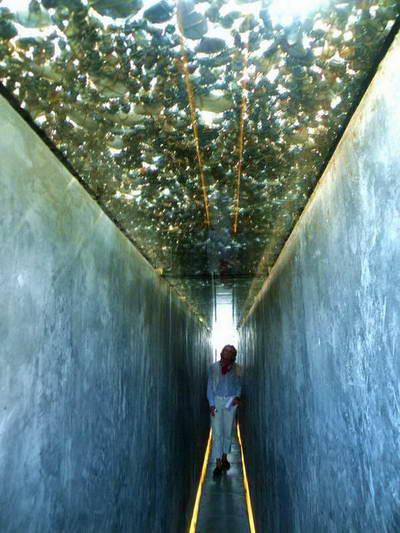אור בקצה המנהרה, פארק הנשמות הנדיבות