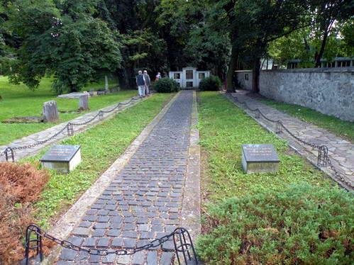 קבר אחים לנרצחים על לא עוול בכפם, בית הקברות היהודי של זבולן