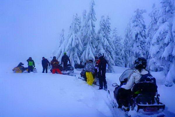 אופנועי שלג בסלובקיה