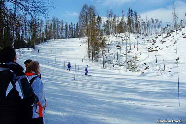 אתר הסקי טטרנסקה לומניצה, סלובקיה