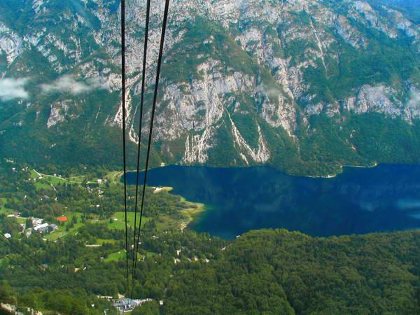 אגם בוהין והר ווגל, סלובניה