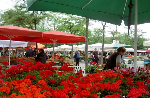 השוק של לובליאנה