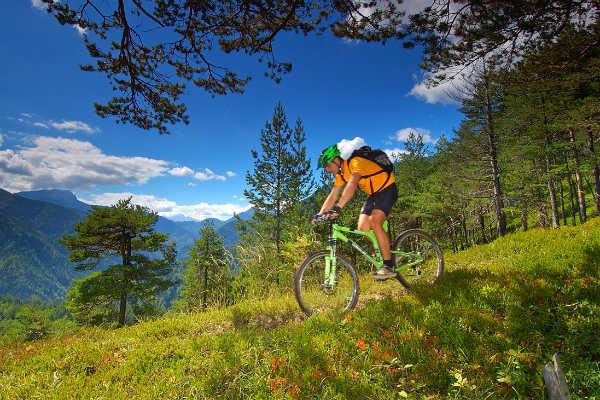 טיול אופניים בסלובניה