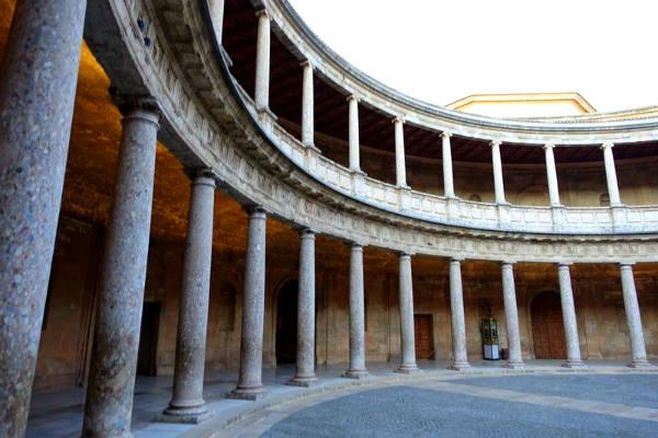 ארמון קרל ה-5, אלהמברה