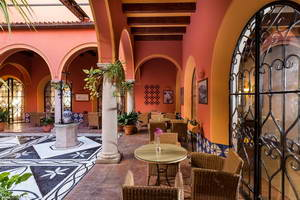 מלון מומלץ בכפרים הלבנים של אנדלוסיה