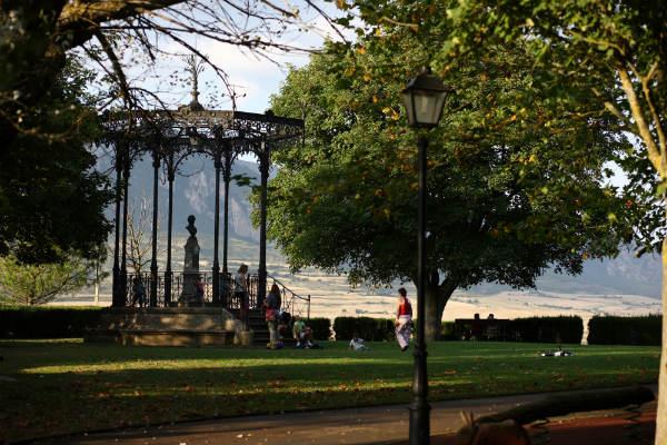 פארקים בעיר בילבאו