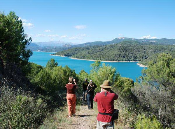 טיול הליכה בפירינאים הספרדיים