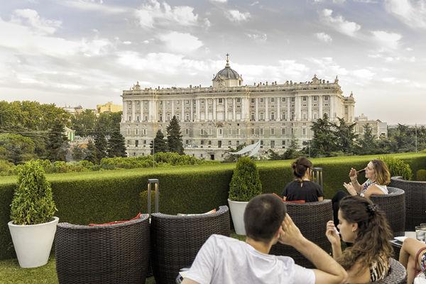 ארמון המלוכה, מדריד