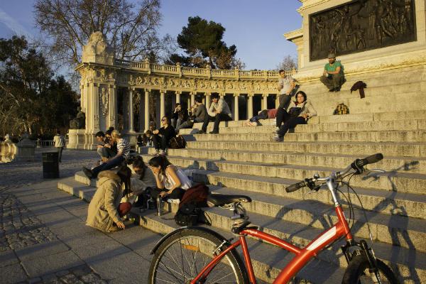 פארק רטירו, מדריד