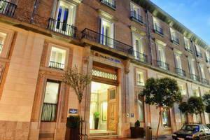 מלון מומלץ במרכז מדריד