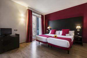 מלון מומלץ במרכז ברצלונה