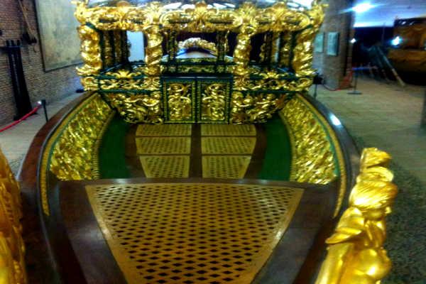 מוזיאון הסירות, ארנחואז