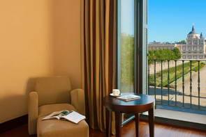 המלצה על מלון ליד מדריד