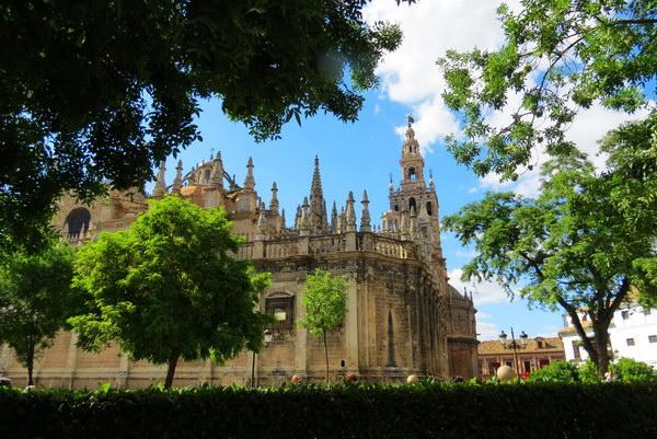 הקתדרלה של סביליה, אנדלוסיה