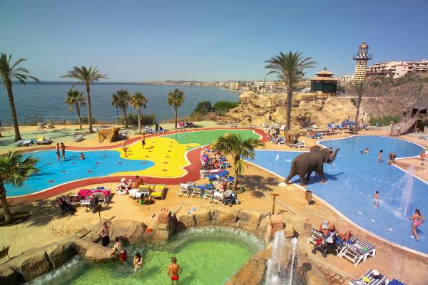 פארק מים בספרד