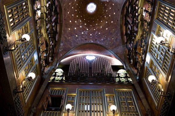 פלאו גואל, ארמון גואל, שדרות לה רמבלה, ברצלונה