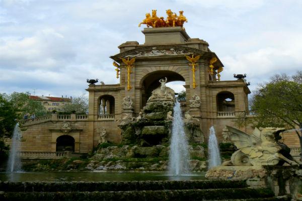 פארק סיוטדלה, ברצלונה