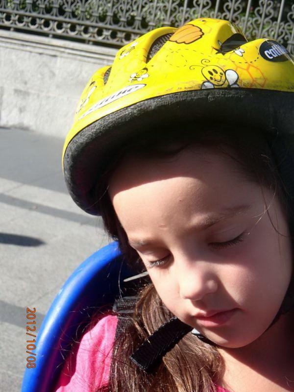 ברצלונה - טיול אופניים עם ילדים