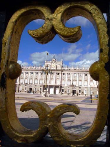 הארמון המלכותי במדריד, ספרד